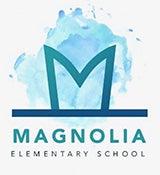Magnolia elementary school logo
